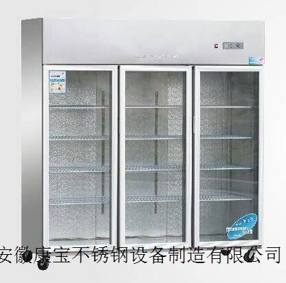 大三门玻璃展示冰柜