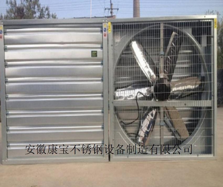 厂房通风换气