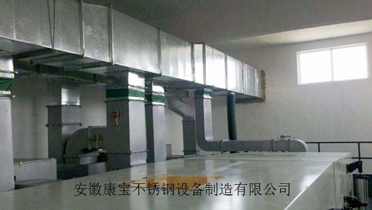 厨房地下排烟系统